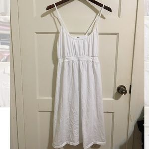 LAmade white casual dress